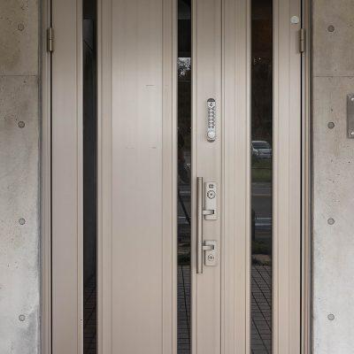 Leap8(リープエイト)宇都宮市戸祭町オフィスの設備・サービス:玄関