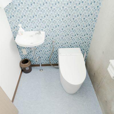 Leap8(リープエイト)宇都宮市戸祭町オフィスの設備・サービス:男性用トイレ