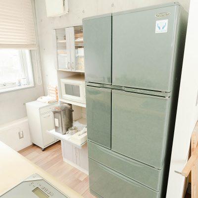 Leap8(リープエイト)宇都宮市戸祭町オフィスの設備・サービス:冷蔵庫