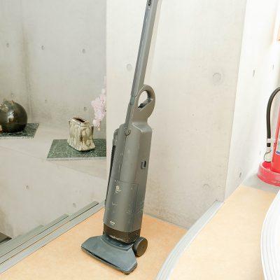 Leap8(リープエイト)宇都宮市戸祭町オフィスの設備・サービス:掃除機