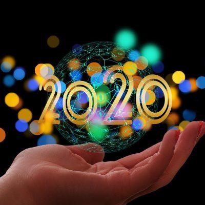 2020年、新たな年の幕開けです。さあ、スタートしましょう。